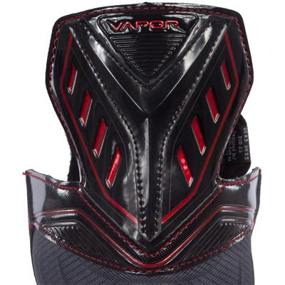 Zoomed Back View (Bauer Vapor X500 LE Ice Hockey Skates)