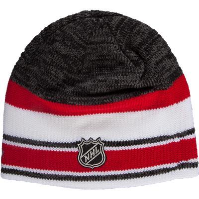 Back View (Reebok NHL Team Knit Hat)
