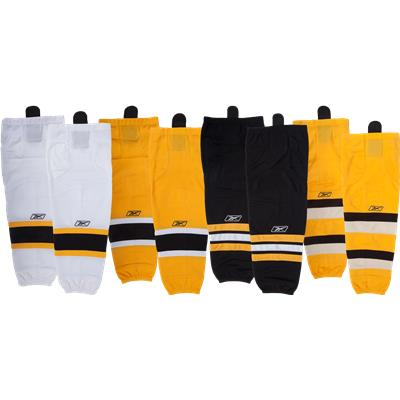 816fe5e08f0 Reebok Boston Bruins Edge SX100 Hockey Socks - Intermediate