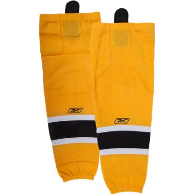 Home/Dark (Reebok Boston Bruins Edge SX100 Hockey Socks)
