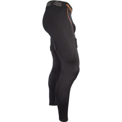 Side View (Shock Doctor Core Hockey Pants w/ Ultra Carbon Flex Cup)