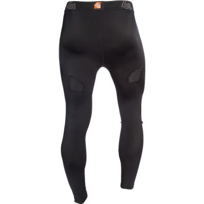 Back View (Shock Doctor Core Hockey Pants w/ Ultra Carbon Flex Cup)