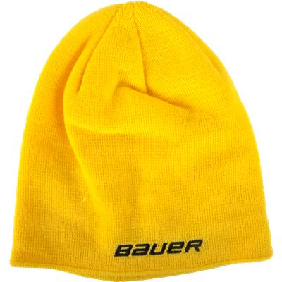Yellow (Bauer Toque Knit Hat - Adult)
