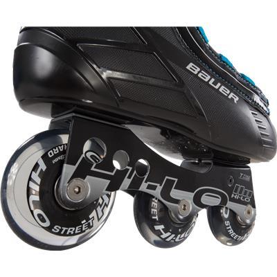 Wheels (Bauer Prodigy Inline Skates)