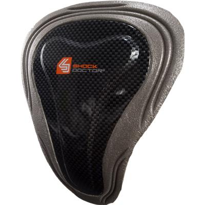 Cup Included (Shock Doctor Female Core Compression Hockey Jock w/ Pelvic Protector)