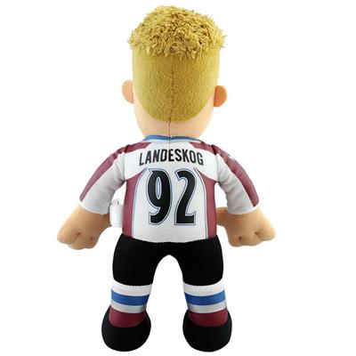 (Bleacher Creature Colorado Avalanche Plush Figures)