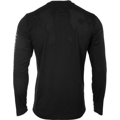 Back View (Nike Lacrosse Hyperspeed Dri-Fit Long Sleeve Shirt)