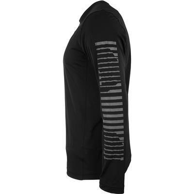 Side View (Nike Lacrosse Hyperspeed Dri-Fit Long Sleeve Shirt)