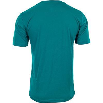 Back (Nike Nike Lacrosse Dri-Blend Tee)
