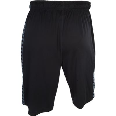 Back View (Nike Lacrosse Printed Fly Shorts)
