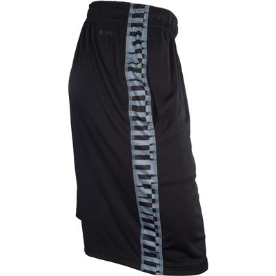 Side View (Nike Lacrosse Printed Fly Shorts)