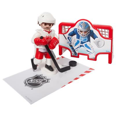 Playset (Playmobil NHL Shooting Pad)