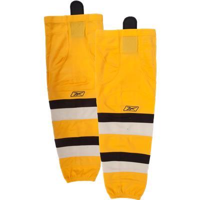 Sunflower (Reebok Boston Bruins Edge SX100 Hockey Socks - Junior)