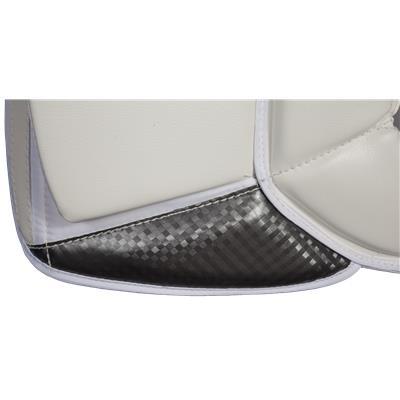 Inner Side Detail (Brians Sub Zero Pro 3 Goalie Leg Pads)