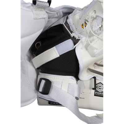 Internal Strapping (Brians Sub Zero Pro 3 Goalie Catch Glove)