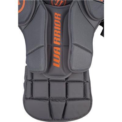 Abdomen (Warrior Fatboy Box Lacrosse Goalie Chest & Arms Pad Category 3)