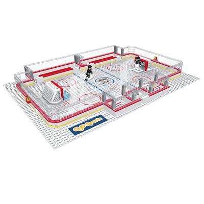 (OYO Sports NHL Team Buildable Hockey Rink)