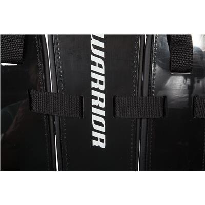 Back Detail (Warrior Deluxe Box Rib Guard)