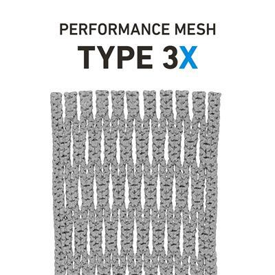 Silver (StringKing Performance Mesh Type 3x)