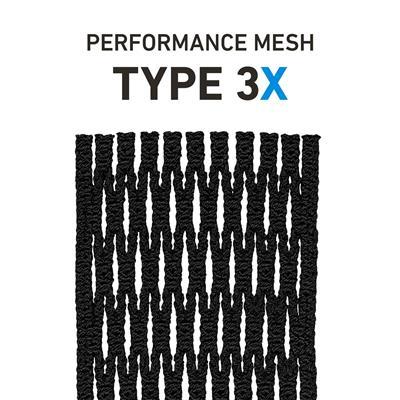 Black (StringKing Performance Mesh Type 3x)