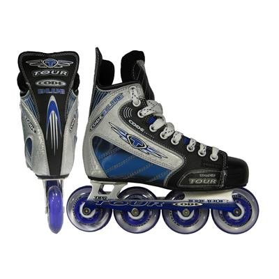 Tour Code Blue Inline Hockey Skate Junior Pure Hockey Equipment