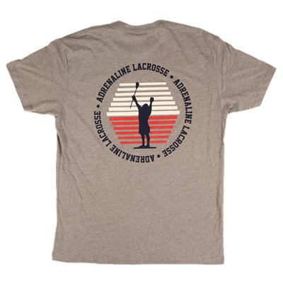 Back (Adrenaline Fade Tee Shirt - Mens)
