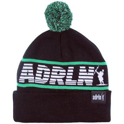 Black Kelly Green (Adrenaline Turbo Beanie)