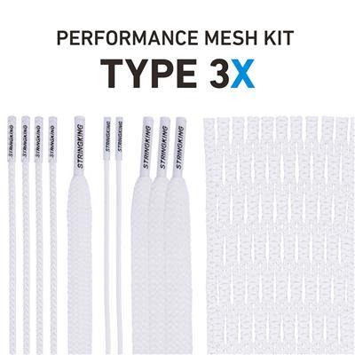 White (StringKing Handy Kit Type 3x - Mens)