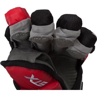 Fingertips (STX Surgeon 300 Hockey Gloves)