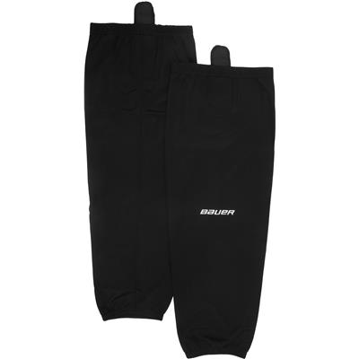 Black (Bauer 600 Series Premium Socks - Senior)
