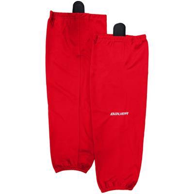 Red (Bauer 600 Series Premium Socks)