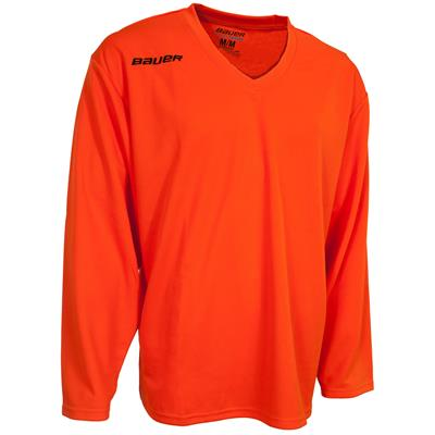 Orange (Bauer 200 Series Core Practice Jersey - Senior)