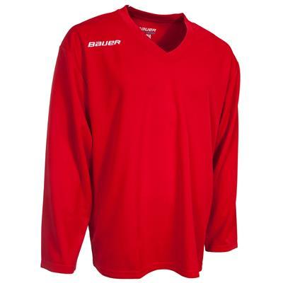 Red (Bauer 200 Series Core Practice Jersey - Junior)
