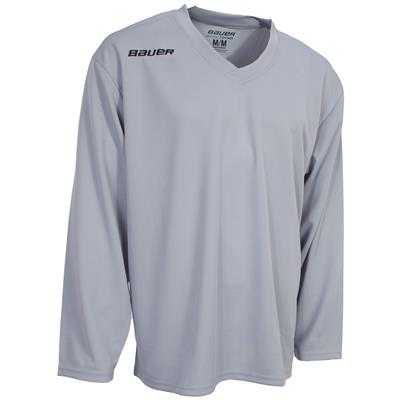 Silver (Bauer 200 Series Core Practice Jersey)