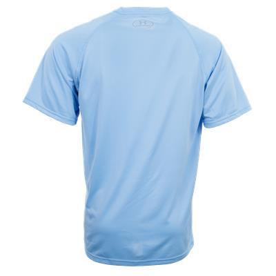 Back (Under Armour Johns Hopkins Lacrosse Stick Tech Tee Shirt)
