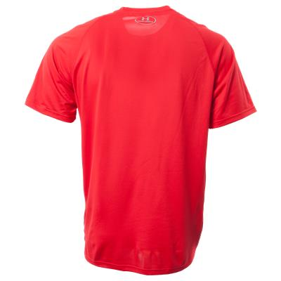 Back (Under Armour Cornell Lacrosse Stick Tech Tee Shirt)