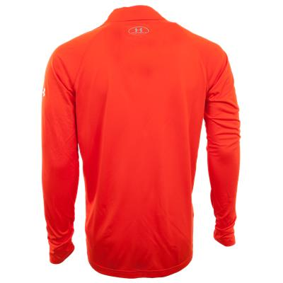 Back (Under Armour Syracuse Lacrosse Quarter-Zip Pullover)