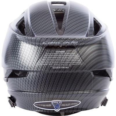 Back (Cascade R Carbon Helmet)