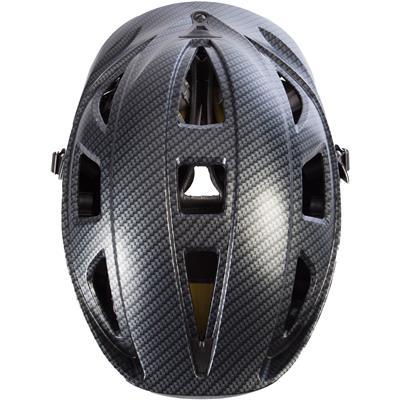 Top (Cascade R Carbon Helmet)
