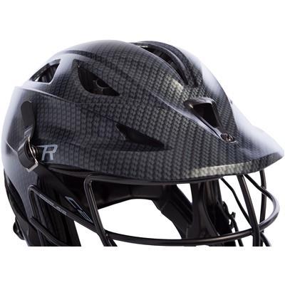 Visor Angle (Cascade R Carbon Helmet)
