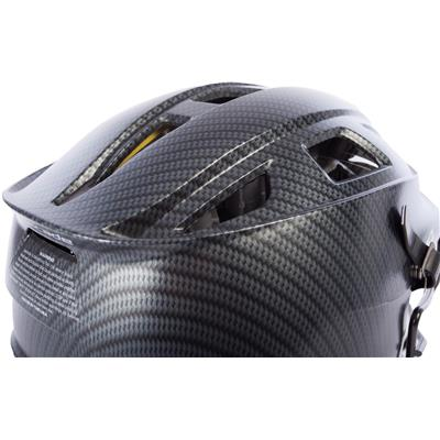 Top Angle (Cascade R Carbon Helmet)