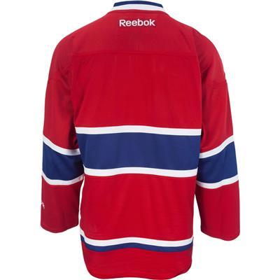 (Reebok Montreal Canadiens Premier Jersey - Home/Dark - Boys)