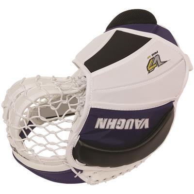 Vaughn Velocity 7 XF Pro Goalie Catch Glove - Back (Vaughn Velocity 7 XF Pro Goalie Catch Glove)