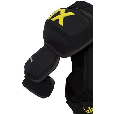 shoulder+arm (STX Stallion 300 Shoulder Pads)