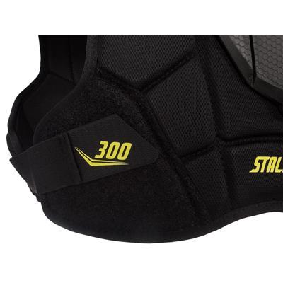 abdomen strap (STX Stallion 300 Shoulder Pads)