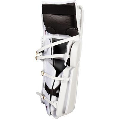 Calf Protection (Vaughn Velocity 7 XR Pro Carbon Goalie Leg Pads)