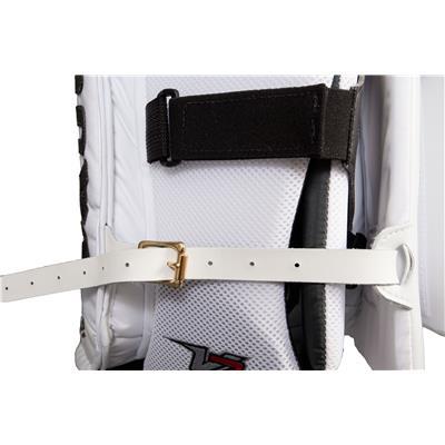 Calf Wrap Closure Strap System (Vaughn Velocity 7 XR Pro Carbon Goalie Leg Pads)