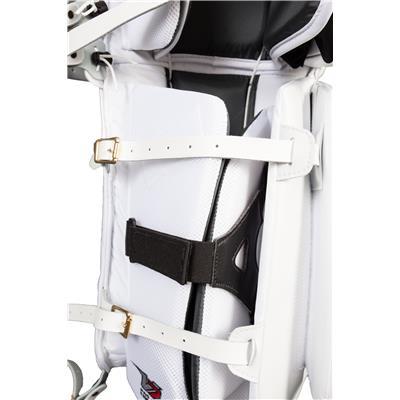 Calf Wrap Closed (Vaughn Velocity 7 XR Pro Carbon Goalie Leg Pads)