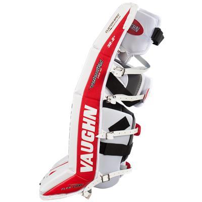 (Vaughn Velocity 7 XF Pro Goalie Leg Pads)