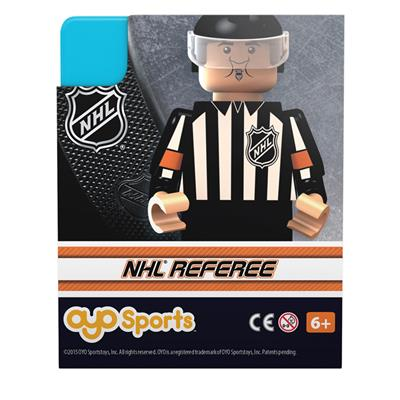(OYO Sports NHL Referee Figure)